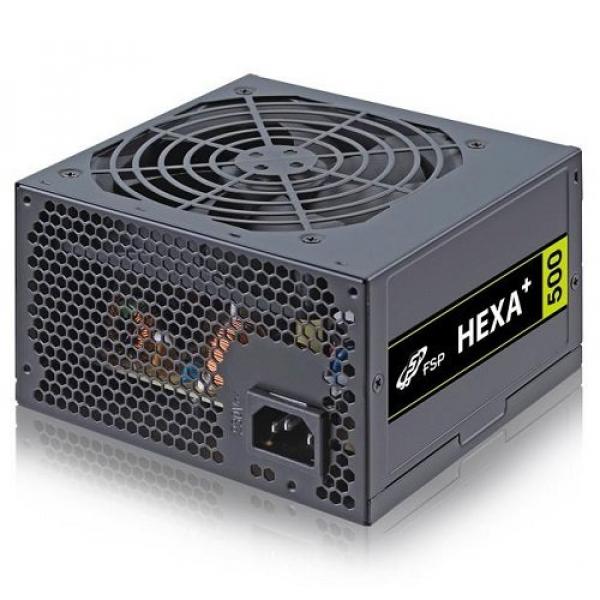 FSP HEXA+ 500W ATX 12V PSU