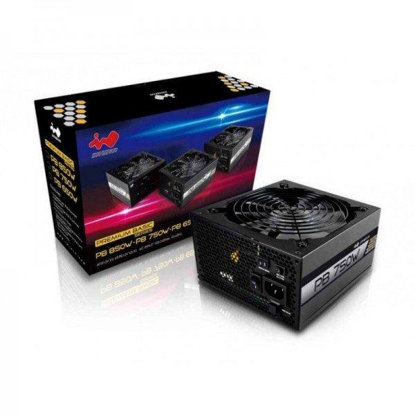 INWIN PB-750W FULLY MODULAR POWER SUPPLY RGB