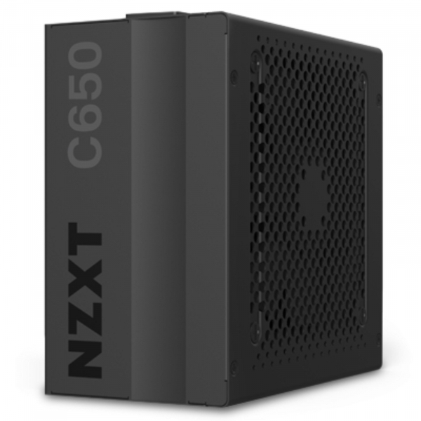 NZXT C Series C650 650W 80Plus Gold Fully Modular