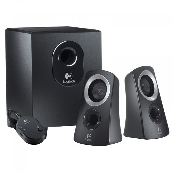 Logitech Z313 Speakers 2.1CH