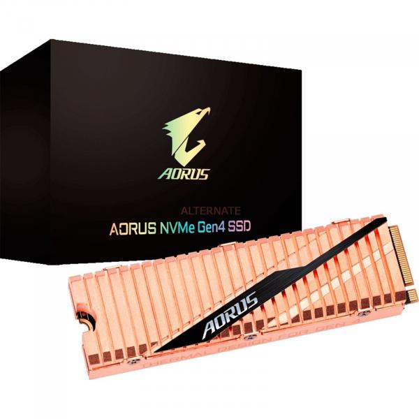 GIGABYTE AORUS NVMe Gen4 M.2 500GB