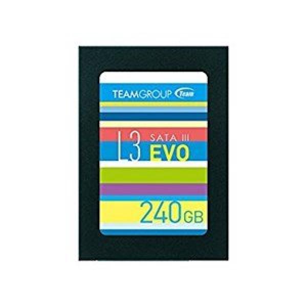 """TEAM L3 EVO 240GB SATA SSD 2.5"""""""