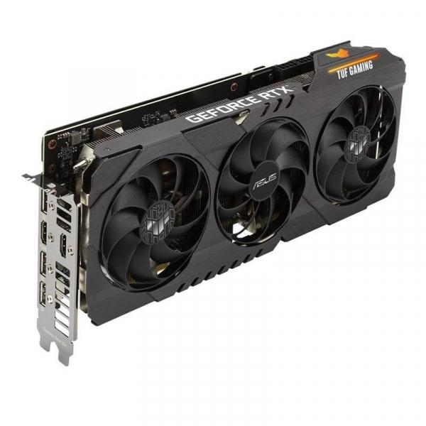Asus GeForce RTX 3070 TUF Gaming OC 2xHDMI 3xDP 8G