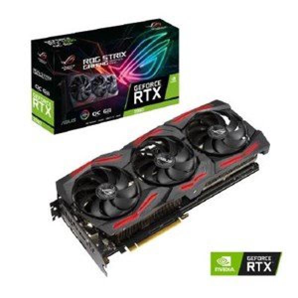 Asus GeForce RTX 2060 ROG Strix Gaming EVO 2xHDMI