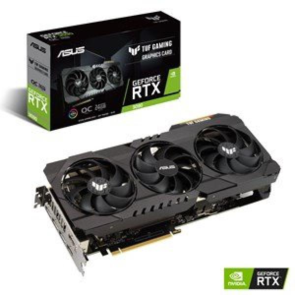 ASUS TUF-RTX3090-O24G-GAMING RTX3090 24GB GDDR6X P