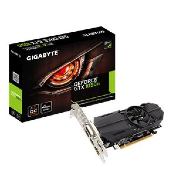 Gigabyte GTX 1050Ti OC Low Profile 4GB
