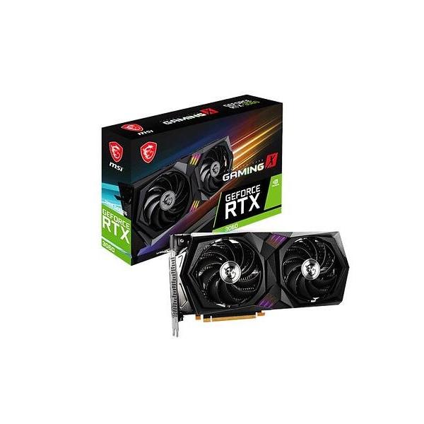 MSI GeForce RTX 3060 Gaming X HDMI 3xDP 12GB