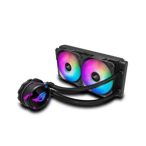 ASUS ROG STRIX LC240 RGB AIO LIQUID CPU COOLER