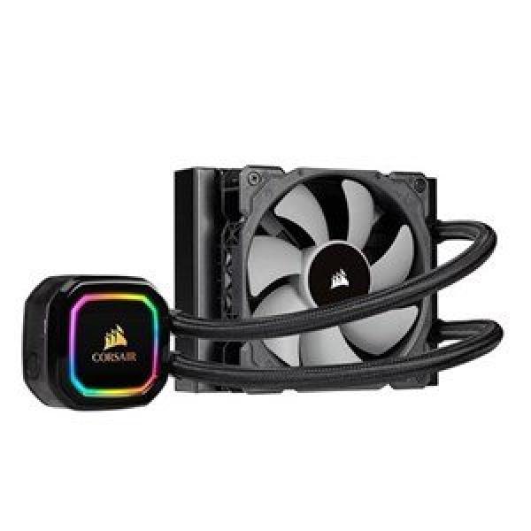 CORSAIR ICUE H60I RGB PRO XT LIQUID CPU COOLER
