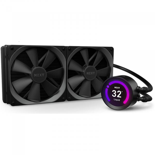 NZXT Kraken Z63 All in one Liquid Cooler 280MM RGB