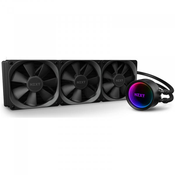 NZXT Kraken X73 All in one Liquid Cooler 360MM RGB